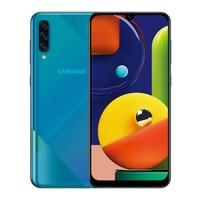SAMSUNG 三星 Galaxy A50s 智能手机 6GB+128GB 几何绿