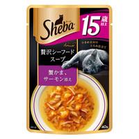 Sheba 希宝 肉块浓汤软包猫罐头