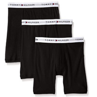 Tommy Hilfiger 男士平口内裤 3件装
