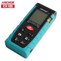 铁锚TM40m/60m/100m激光测距仪手持式家用红外线测量仪电子尺 TM-100