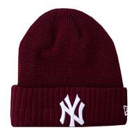 NEW ERA New York Yankees Waffle 男士针织帽