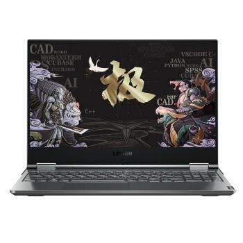联想(Lenovo)拯救者Y9000X 15.6英寸高性能游戏笔记本电脑(i9-9880H 32G 2TSSD 4K UHD)深空灰