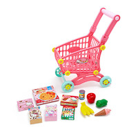 Sanrio三丽鸥儿童过家家超市购物车玩具 hello kitty