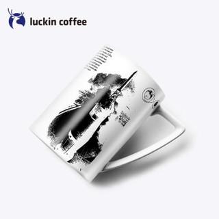 Luckin Coffee  瑞幸咖啡 阿波罗号马克杯