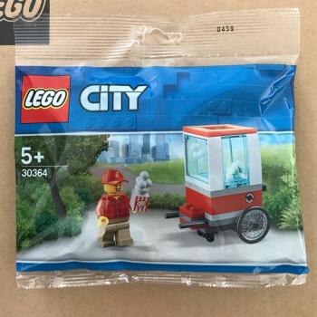 LEGO 乐高 SC 30364 爆米花车拼砌包
