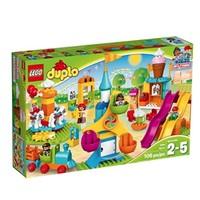88VIP、双11预售:LEGO 乐高 得宝系列 10840 大型游乐园