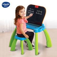 VTech 伟易达 80-154618 点触学习桌