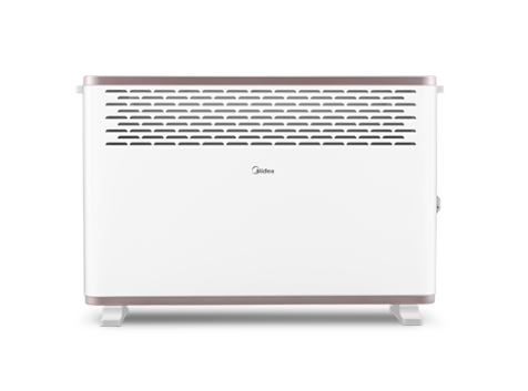 Midea 美的 HDY20K 取暖器对流循环暖风机 白色