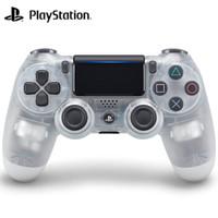 SONY 索尼 DUALSHOCK 4 PS4游戏手柄 (晶透)