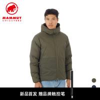 MAMMUT/猛犸象 男士秋冬新品双面穿着750蓬防泼水保暖羽绒夹克