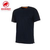 MAMMUT 猛犸象 人造丝透气排汗简约时尚T恤
