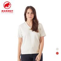 MAMMUT 猛犸象 人造丝透气排汗简约风格时尚T恤
