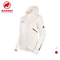 MAMMUT/猛犸象 女士秋冬 连帽运动夹克 火龙果色 L