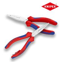 KNIPEX 1305160 6寸电工钳镀铬防锈钳子