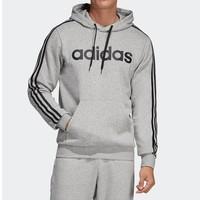 adidas 阿迪达斯 E 3S PO FL DU0495 男装训练连帽套头衫