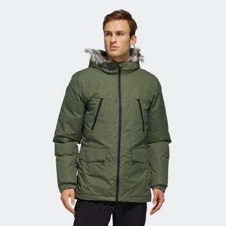 adidas 阿迪达斯  SDP Jacket Fur 男子户外棉夹克