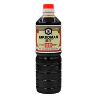 万字 台湾风味 甘醇酿造 生抽酱油 1L *2件