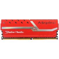 Asgard 阿斯加特 暗影猎手16G DDR4 2666 台式机内存条