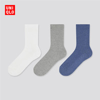 UNIQLO 优衣库 421656 女装 袜子 3双 (23~25cm)