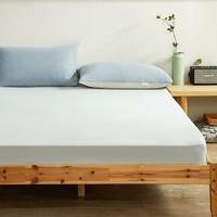 大朴 裸睡系列 A类全棉针织床笠 1.5m
