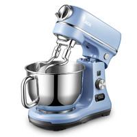 ACA 北美电器  ASM-EC600 厨师机全自动揉面机 600W