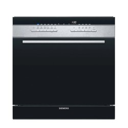 SIEMENS 西门子 SC76M640TI 嵌入式智能洗碗机 8套