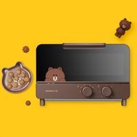 Joyoung 九阳 line布朗熊电烤箱