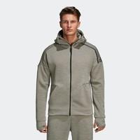 adidas 阿迪达斯 EB5230 男装运动型格针织夹克外套