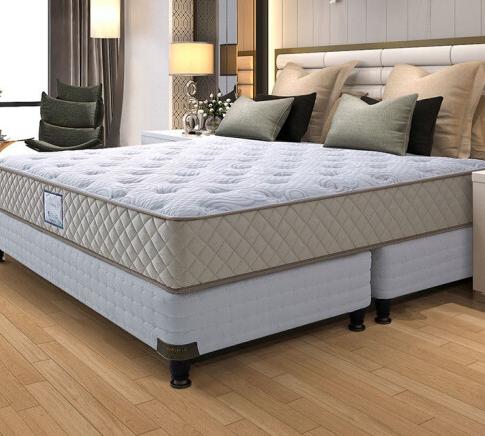 百亿补贴 : KING KOIL 金可儿 星耀 索菲特酒店款 弹簧护脊床垫 1.8m