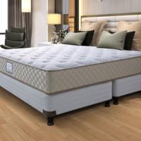 百亿补贴:KING KOIL 金可儿 星耀 索菲特酒店款 弹簧护脊床垫 1.8m