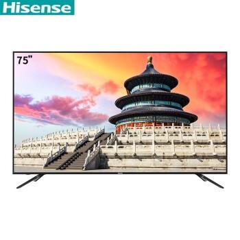 Hisense 海信 75E3D 75英寸 4K 液晶电视