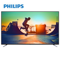 PHILIPS 飞利浦 75PUF6393/T3 75英寸 4K 液晶电视