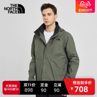 THE NORTH FACE 北面 3SPI?男士冲锋衣