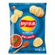乐事(Lay's)薯片 休闲零食 意大利香浓红烩味 135克 *8件 57.28元(合7.16元/件)