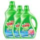 历史低价:Kispa 好爸爸 天然亲肤洗衣液 4kg 14.9元(双重优惠)