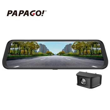 PAPAGO! 趴趴狗 GS980plus WIFI版双镜头 行车记录仪