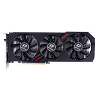 七彩虹(Colorful)iGame GeForce GTX 1660 SUPER Ultra 6G 1785-1830MHz GDDR6台式电脑电竞游戏显卡