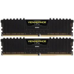 CORSAIR 美商海盗船 VENGEANCE LPX 复仇者 DDR4 3000MHz 台式机内存 32GB(16GBx2)