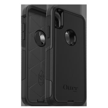 OtterBox 手机壳 iPhoneX 黑色 5.8寸