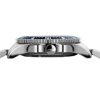 LONGINES 浪琴 康卡斯系列 L3.641.4.96.6 男款潜水机械腕表