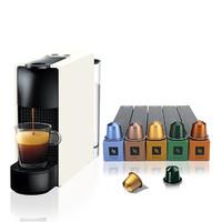 NESPRESSO/奈斯派索小型家用咖啡机套装含50颗胶囊