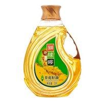 狮球唛 香港品质 食用油 低芥酸芥花籽油3L *2件