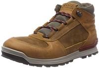 限尺码:ECCO 爱步 Oregon 男士高帮运动鞋