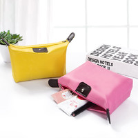 Feitemeilai 菲特美莱 旅行化妆包 洗漱袋 2件装 颜色随机