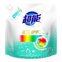 超能 花漾护色洗衣液 2.5kg *7件