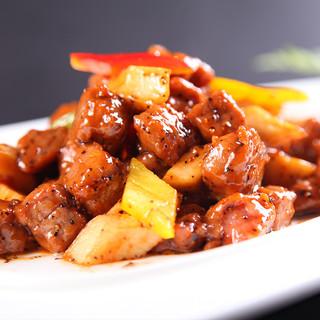 限地区:HONDO BEEF 恒都 黑椒牛肉粒 500g