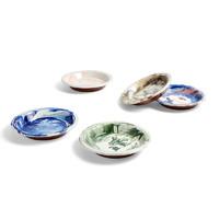 HAY Swirl Bowl 纹陶碗 蓝色
