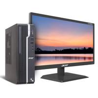 acer 宏碁 商祺SQX4270 660N 台式电脑整机(i5-9400、8GB、1TB、21.5英寸)