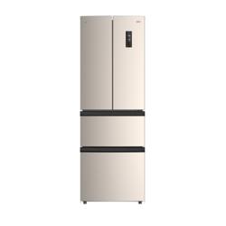 苏宁极物 小Biu JFE3128LP 312升 法式多门冰箱