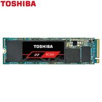 百亿补贴:TOSHIBA 东芝 RC500 NVMe 2280 m.2 固态硬盘 500GB